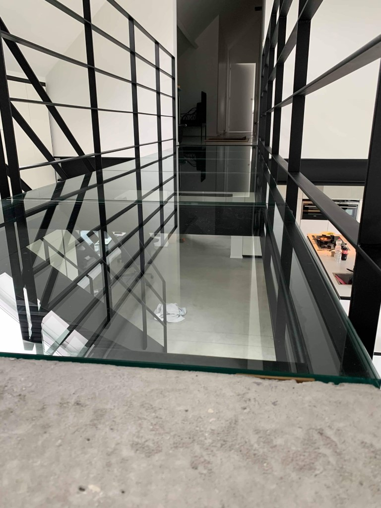 Beloopbaar glas