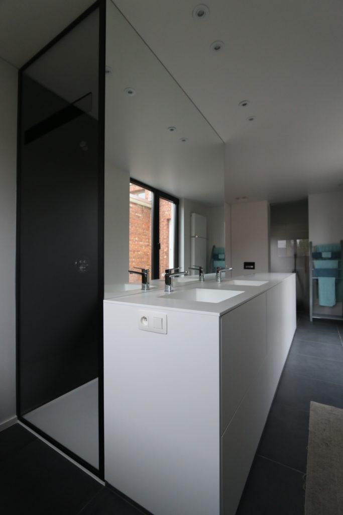 Badkamer: badkamerspiegels op maat